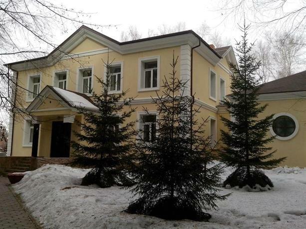 Отель Усадьба Грибаново