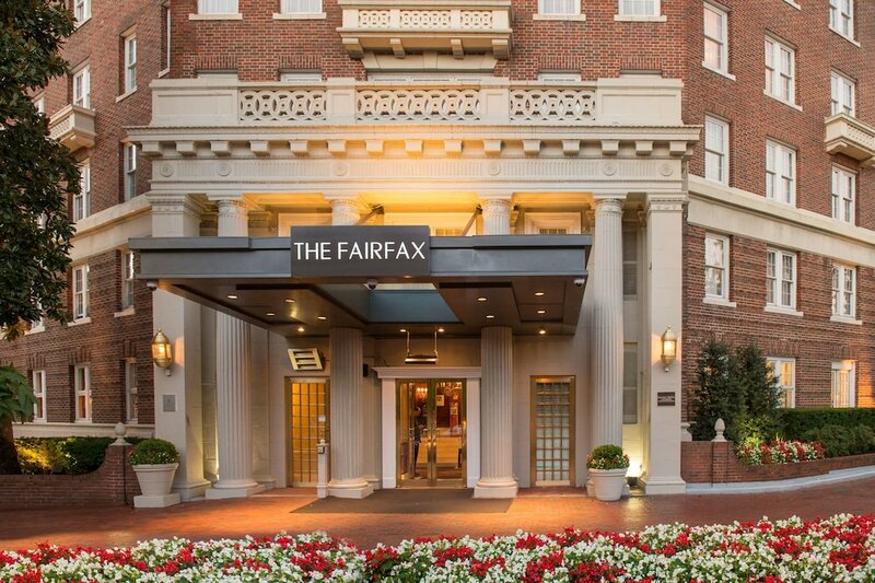 The Fairfax at Embassy Row, Washington, D. C.