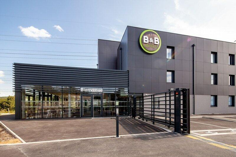 B&b Hotel Igny Palaiseau