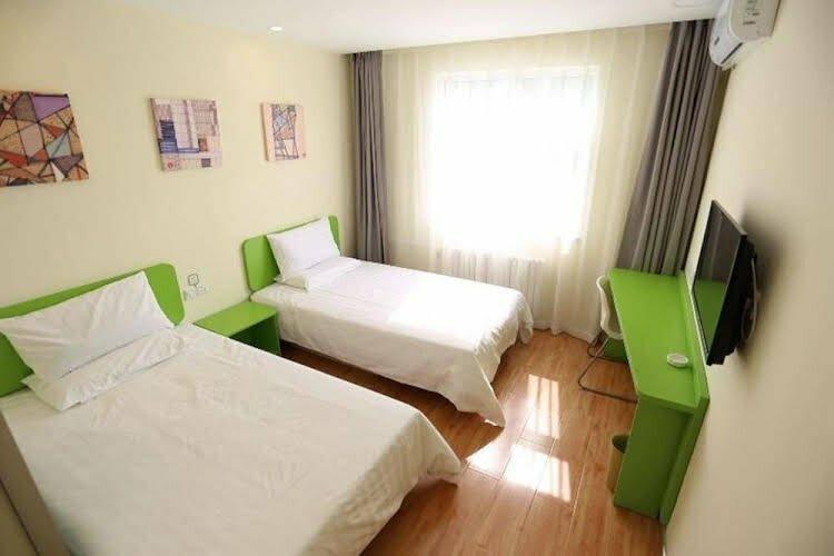 Shuimu 58 Wei Hotel Qingdao Taidong Pedestrian Street
