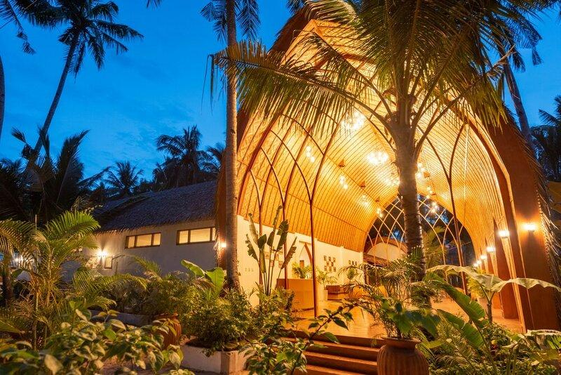 Tropical Temple Siargao