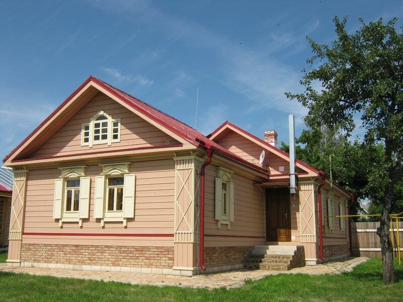 Гостевой дом, бывшая усадьба мещан Соболевых