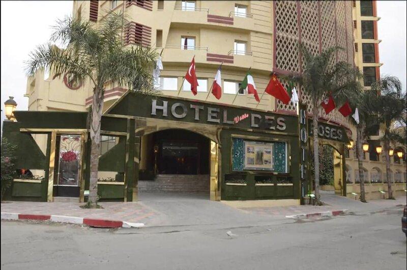 Hotel Ville des Roses