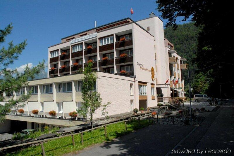 Das Hotel Sherlock Holmes