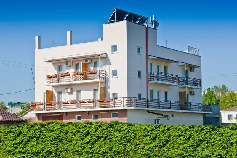 гостиница — Гулливер — Феодосия, фото №1