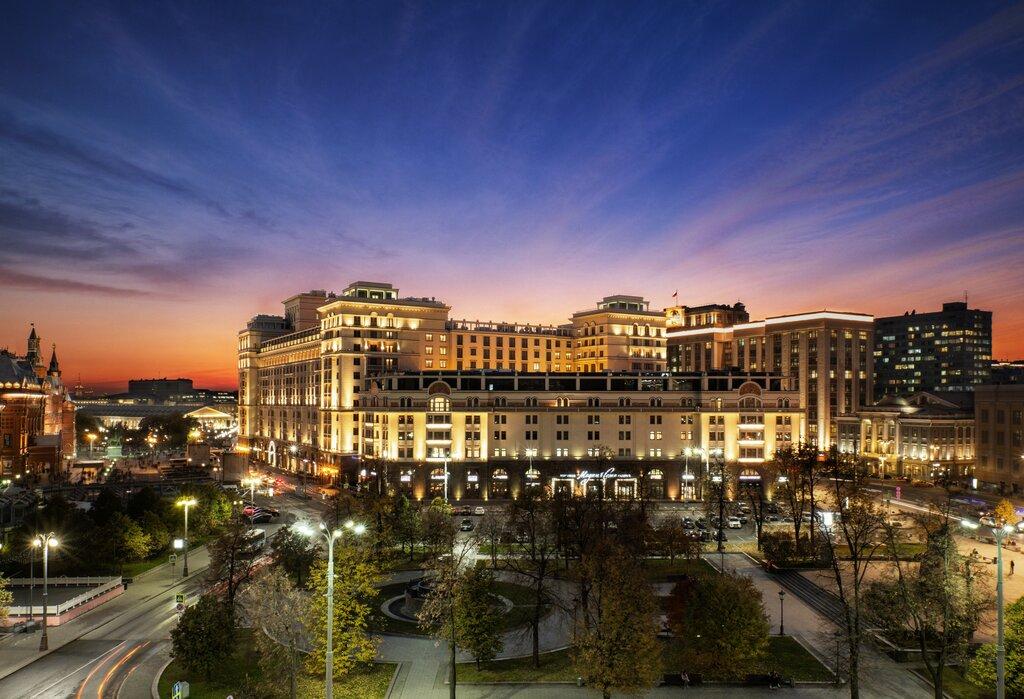 гостиница — Резиденции Москва — Москва, фото №2