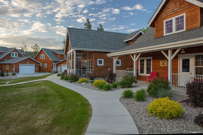 Dover Bay Resort On Lake Pend Oreille