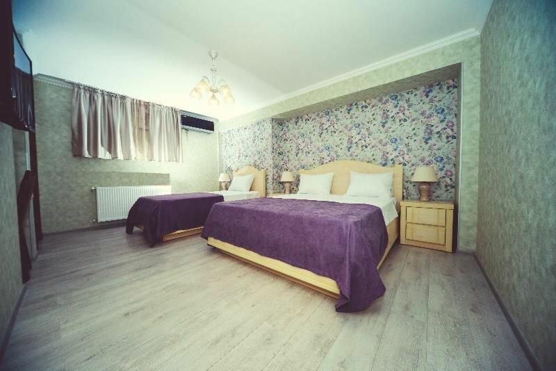 гостиница — Отель New Metekhi — Тбилиси, фото №2
