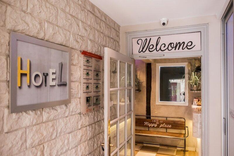 Hotel Nation Montmartre