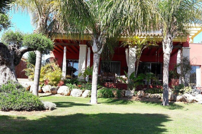 Villa With 6 Bedrooms in El Puerto de Santa María, With Private Pool, Enclosed Garden and Wifi