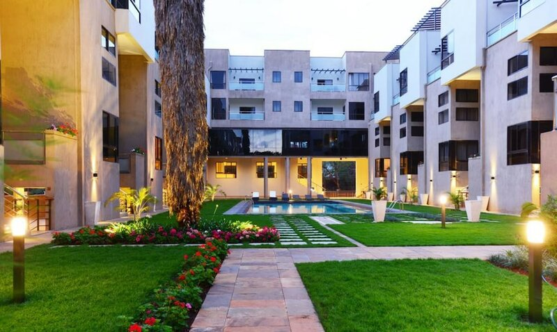 Апарт-Отель The Courtyard at Vanga
