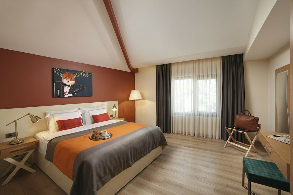 hotel — The Fox Hotels — Sisli, photo 2