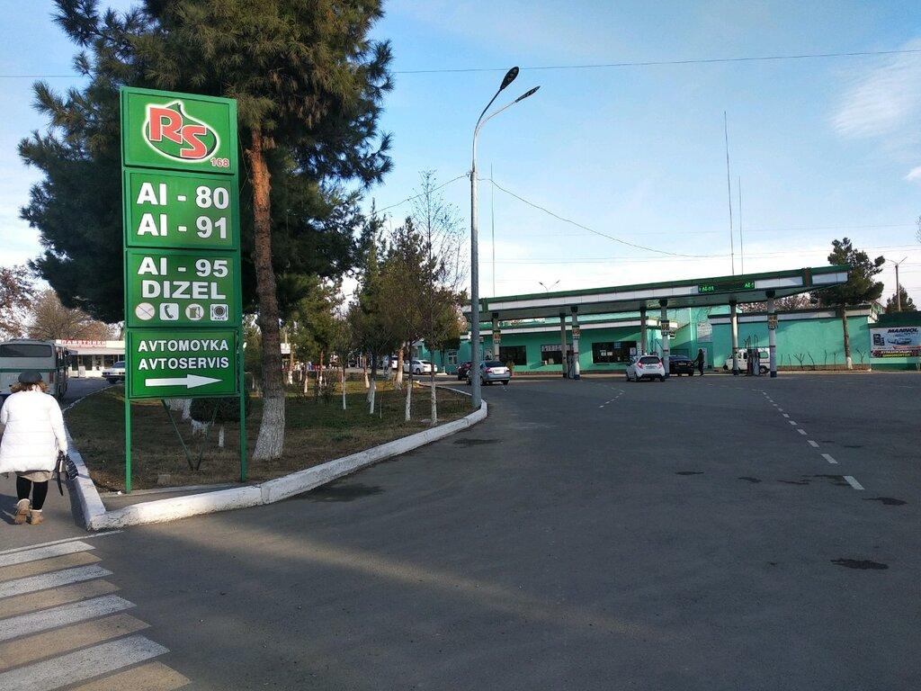 АЗС — АЗС — Ташкент, фото №1