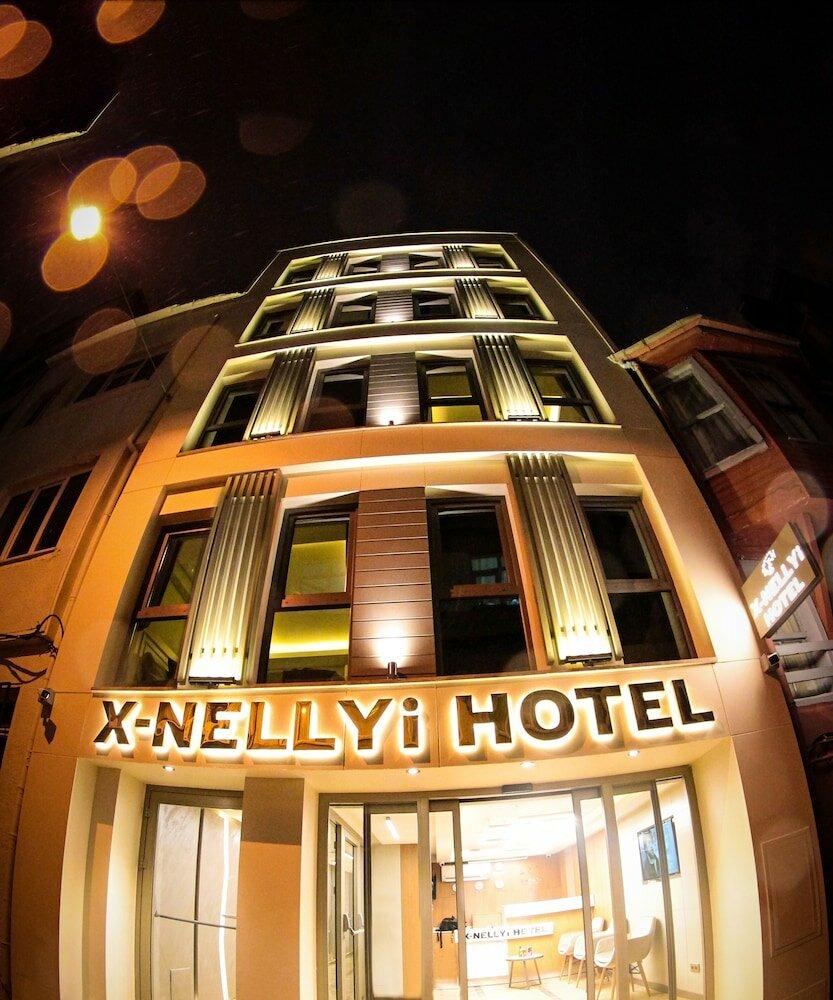 otel — X-Nellyi Boutique Hotel — Fatih, foto №%ccount%