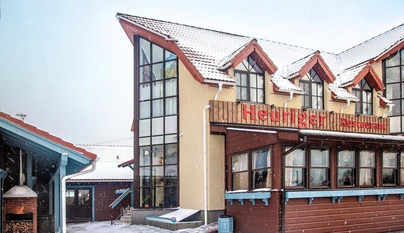Спа отель Хойригер