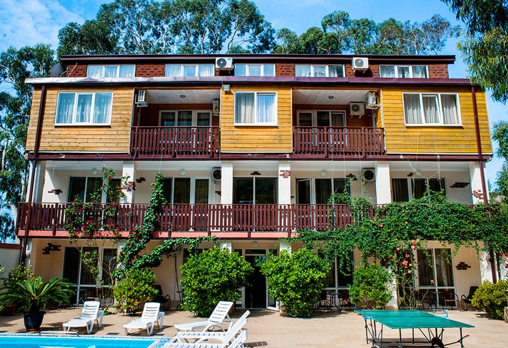 Абхазия отель сказка фото и отзывы