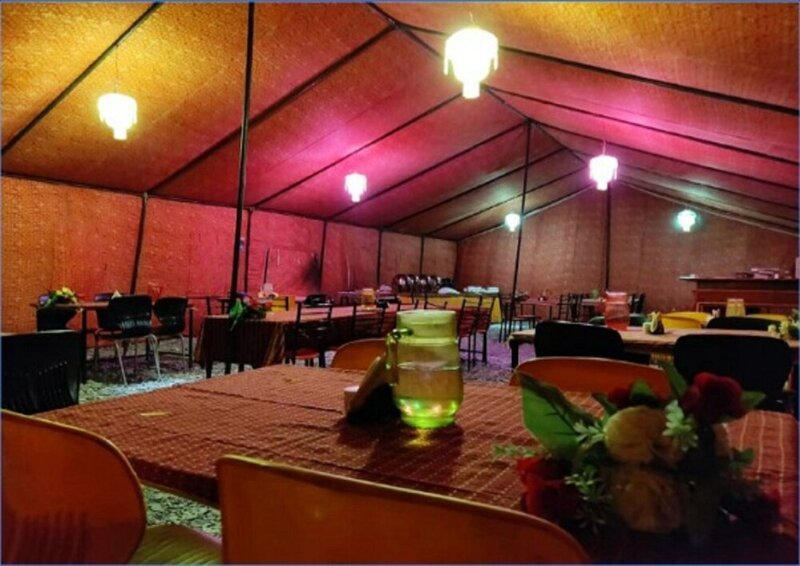 Tih P3 Camp - Pangong