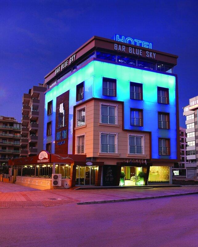 Blue City Boutique Hotel