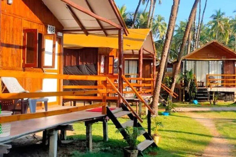 Resort De Palolem