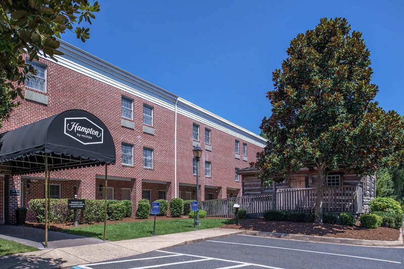 Hampton Inn Lexington-Historic District