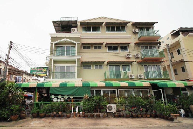 Oyo 1021 Chang Chang Mansion