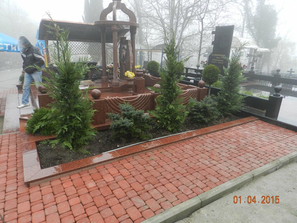 памятники и надгробия — Ритуалум — Ростов-на-Дону, фото №7