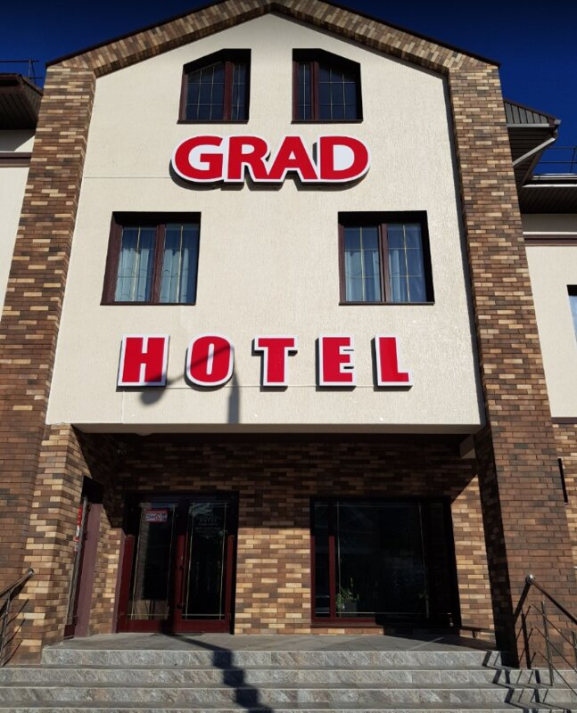 Hotel Grad