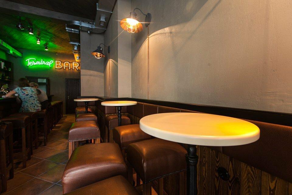 pub, bar — Terminal — Saint Petersburg, фото №5