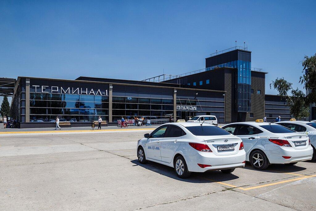 airport — Mezhdunarodny aeroport Anapa — Krasnodar Krai, photo 2