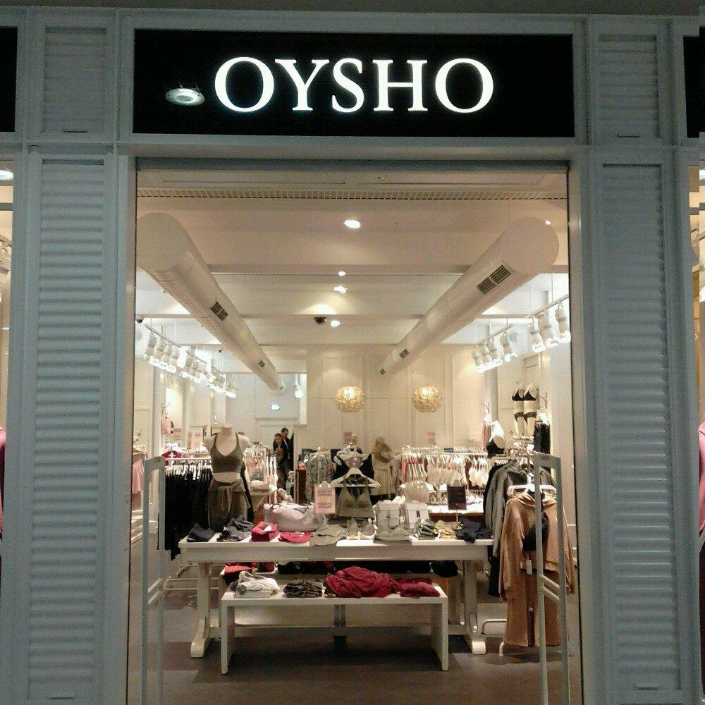 88e84980273db Oysho - магазин белья и купальников, Челябинск — отзывы и фото ...