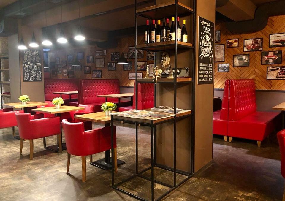 ресторан — Республика Гриль-бар — Тбилиси, фото №2