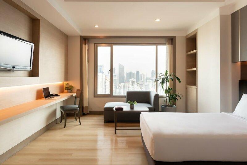 Отель Jasmine City
