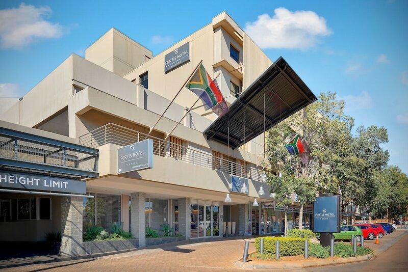 Anew Hotel Hatfield Pretoria