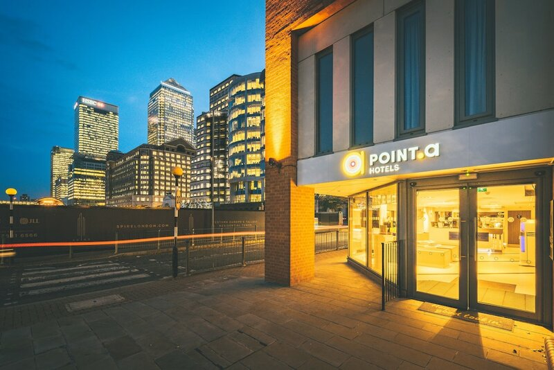 Point A Hotel - London, Canary Wharf