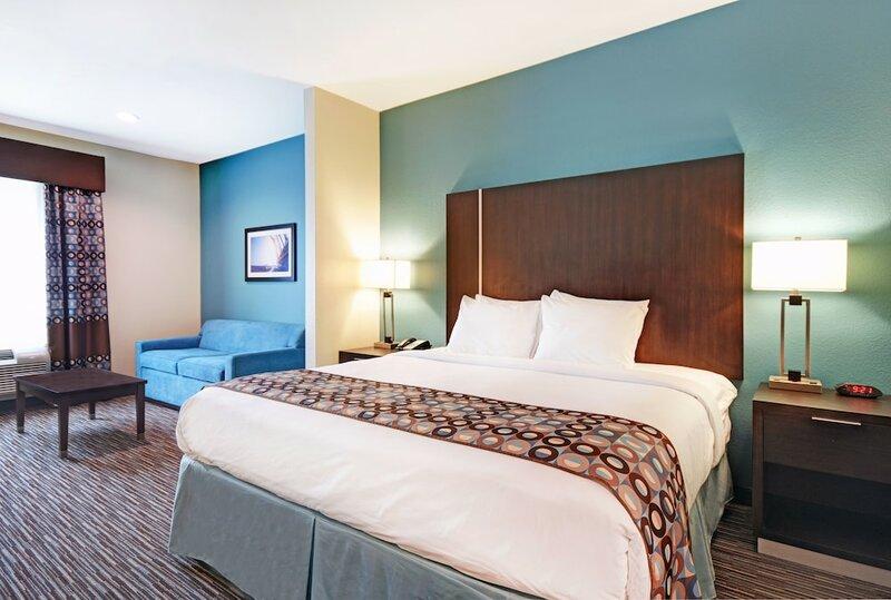 Americas Best Value Inn And Suites - Galveston Island
