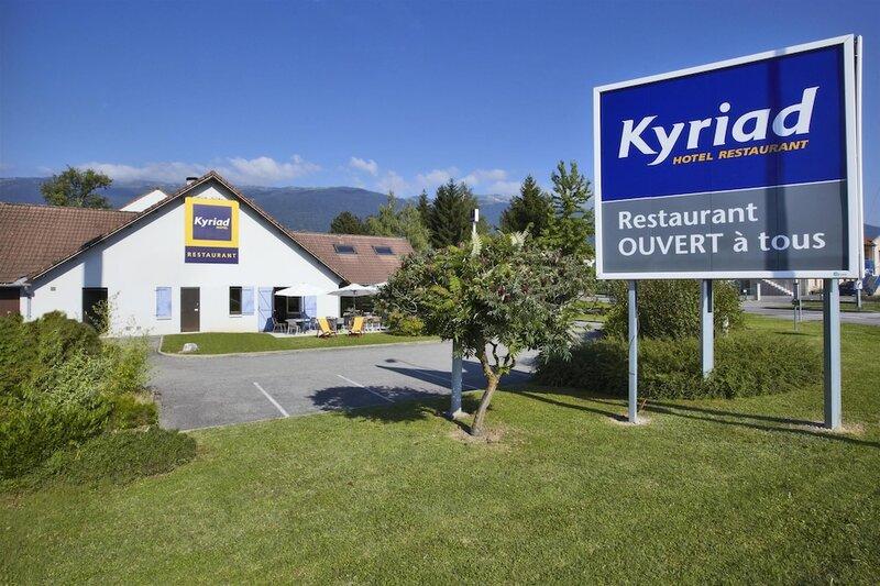 Kyriad Geneve - Saint-Genis-Pouilly