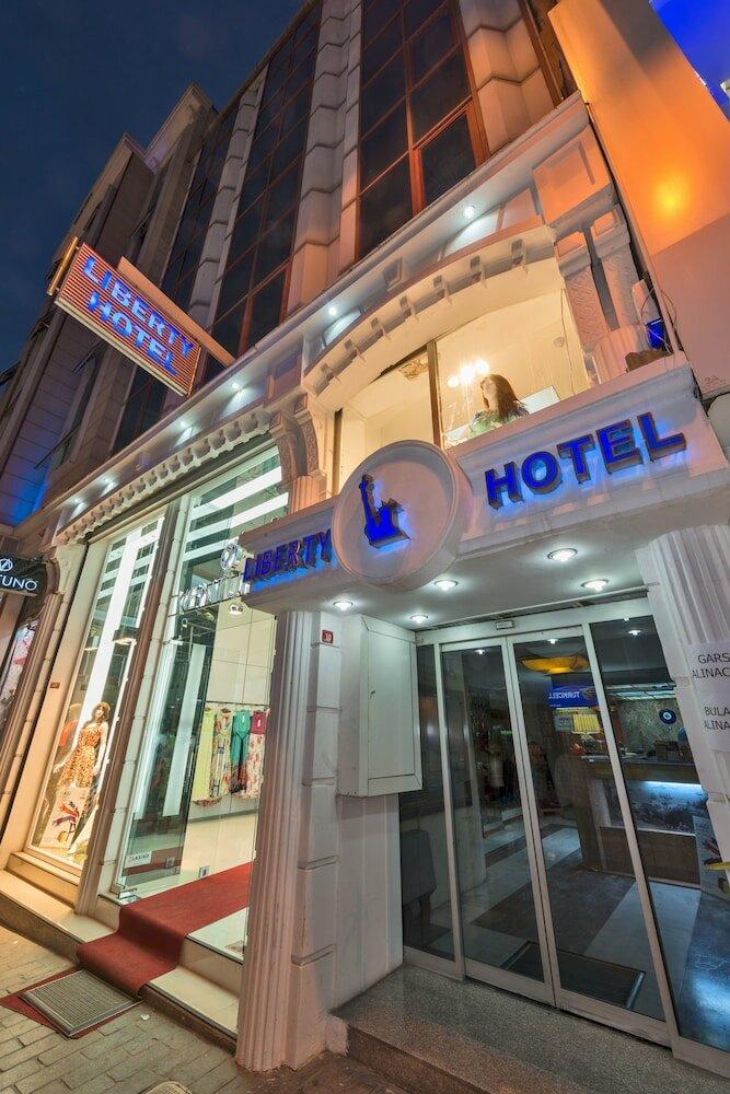 otel — Liberty Hotel — Fatih, foto №%ccount%