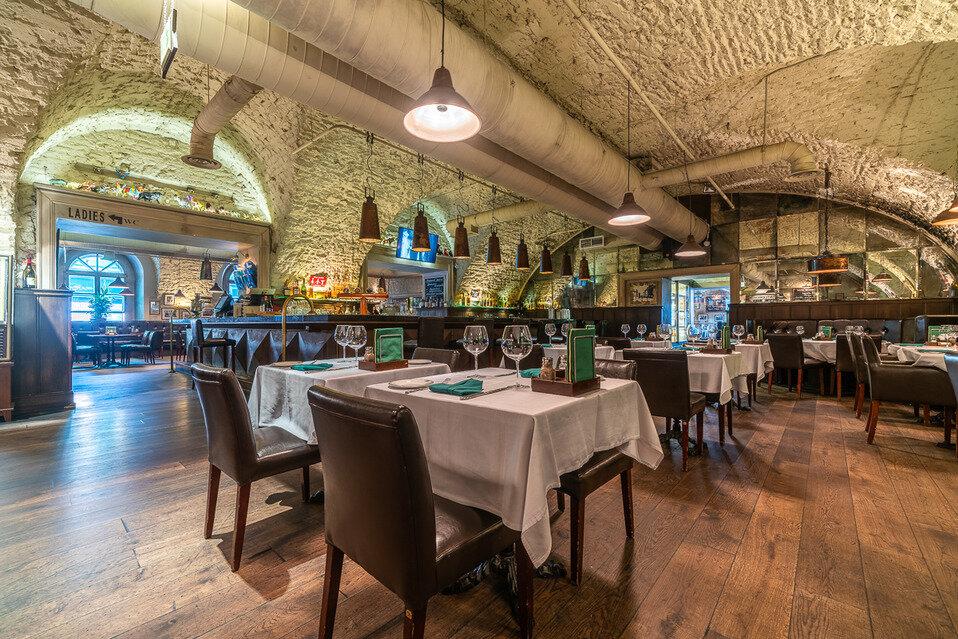 restaurant — Stroganov Steyk Khaus — Saint Petersburg, фото №8