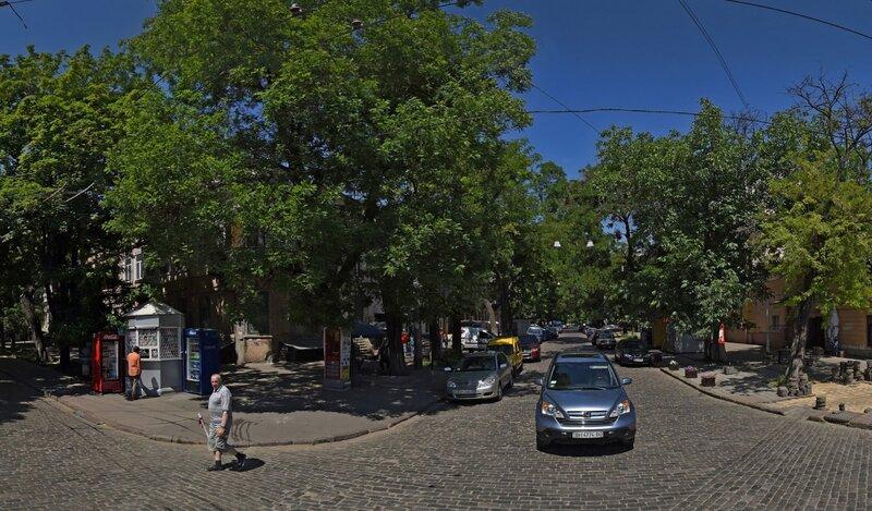 Let's Go Odessa Apartments Na Sobornoj Ploschadi
