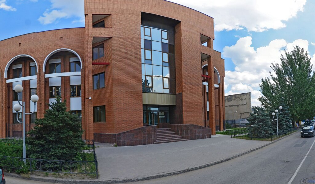 Панорама расчётно-кассовый центр — Центральный банк Российской Федерации, расчетно-кассовый центр — Волжский, фото №1