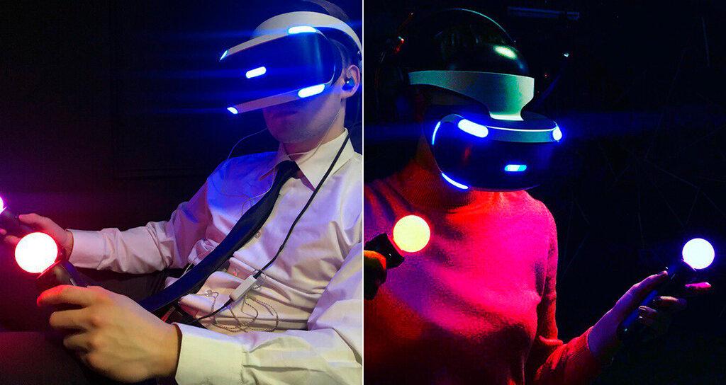 клуб виртуальной реальности — Vr-go — Москва, фото №6