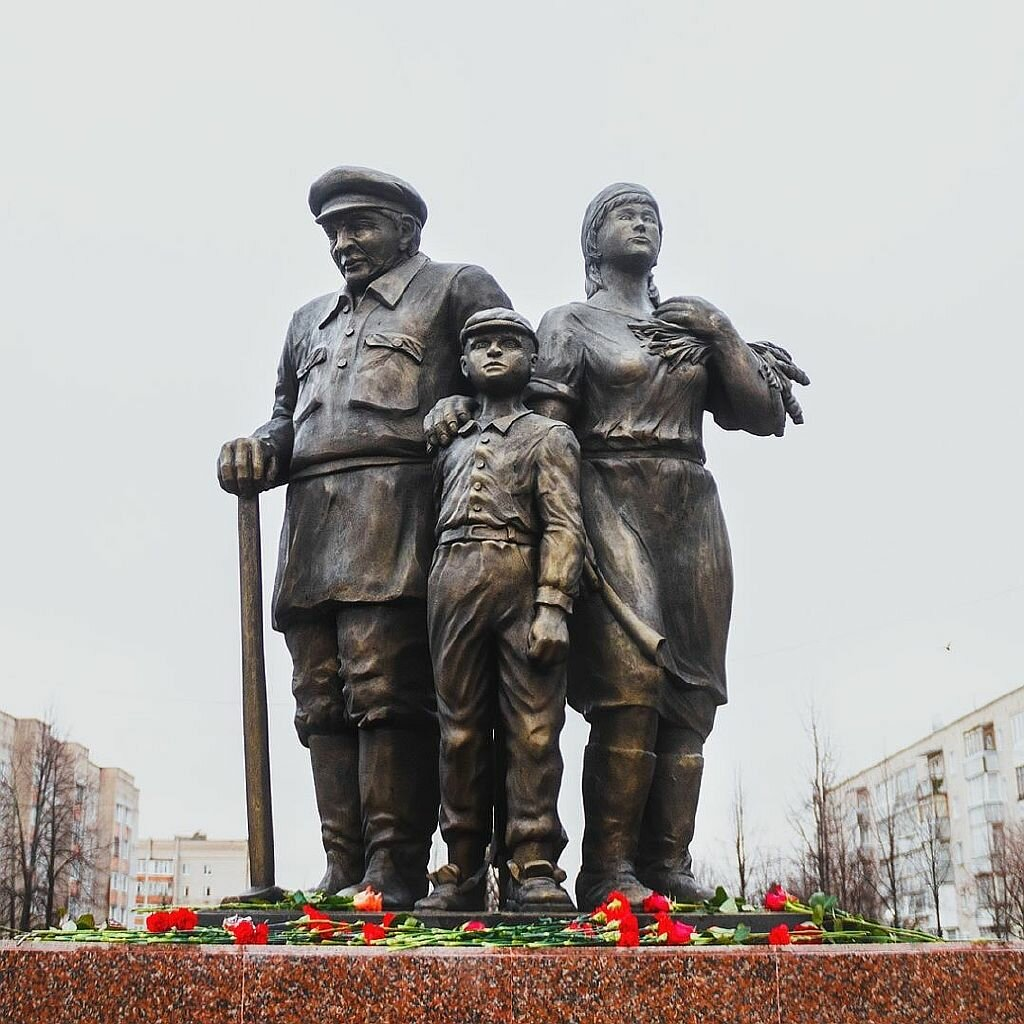 фото памятника победы