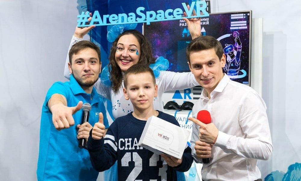 клуб виртуальной реальности — ARena Space - центральный офис — Москва, фото №3