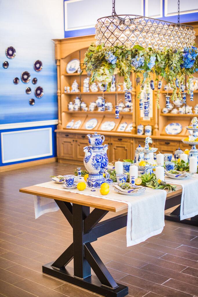 магазин подарков и сувениров — Гжельский фарфор — Москва, фото №2