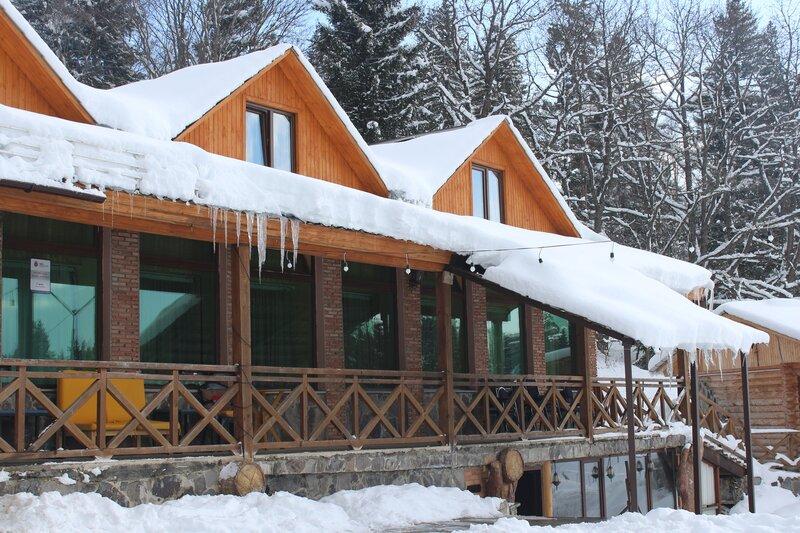 Eco House In Bakuriani