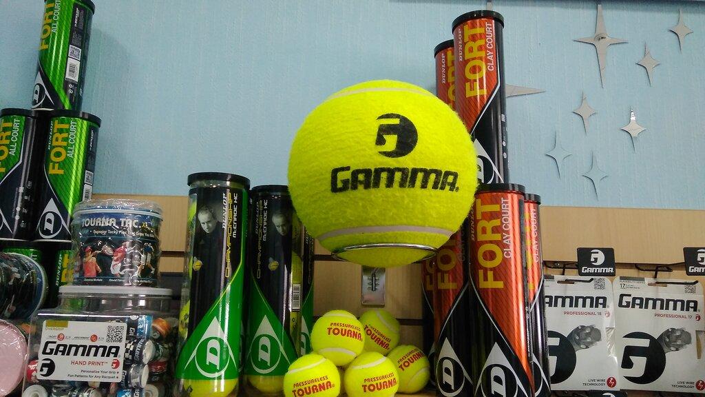 спортивный инвентарь и оборудование — Теннис Эксперт — Москва, фото №1