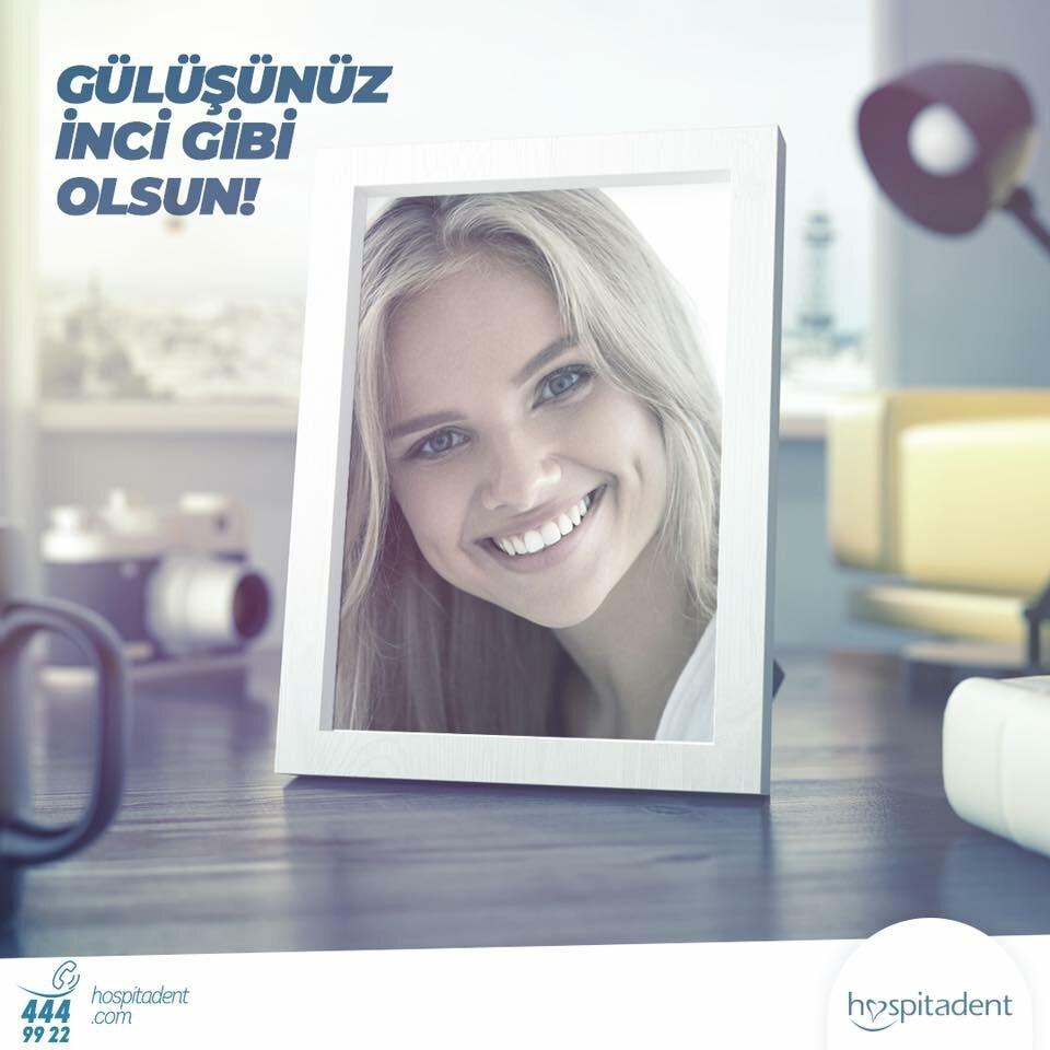 özel ağız ve diş sağlığı klinikleri ve muayenehaneleri — Hospitadent — Bakırköy, photo 1