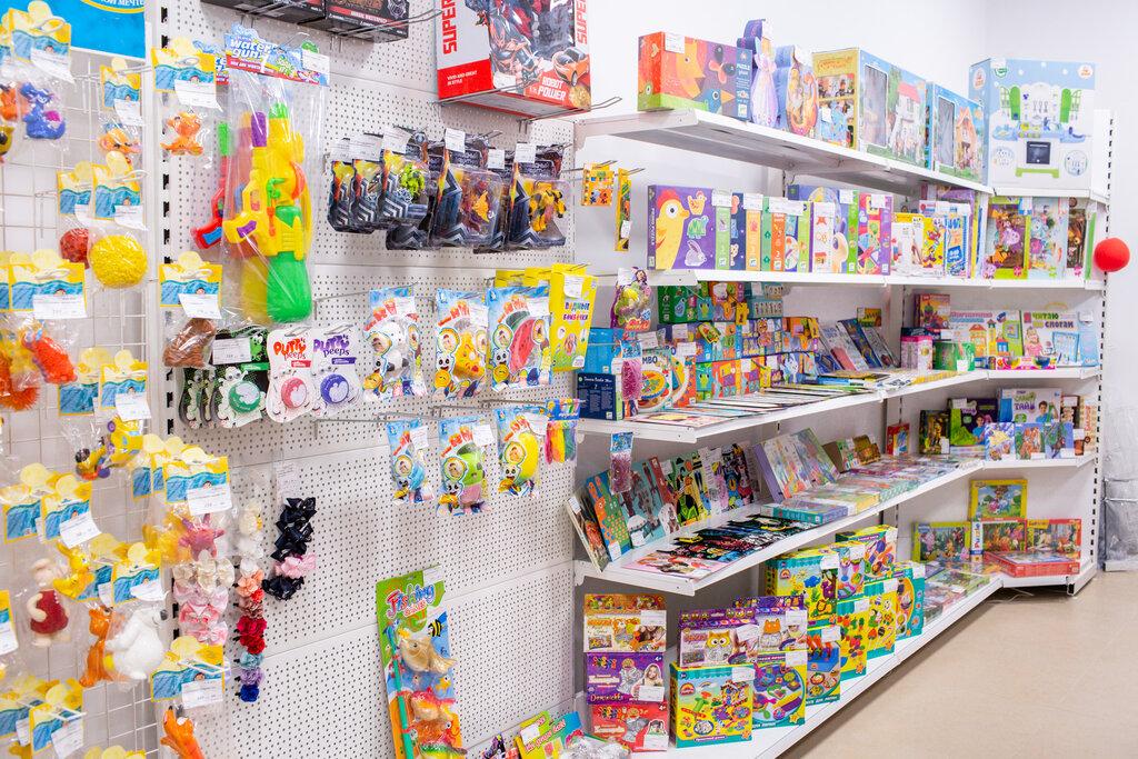 Список Магазинов Детских Игрушек