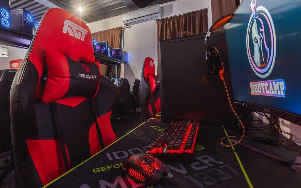 игровой клуб — Компьютерный клуб BootCamp — Москва, фото №2