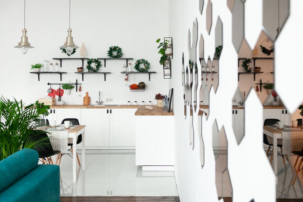 свою фотостудия в виде кухни них самым